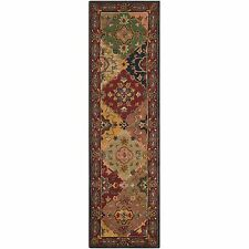 Safavieh Handmade Heritage Timeless Traditional Red Wool Rug (2'3 x 12')