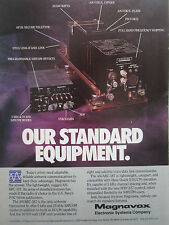 6/1990 PUB MAGNAVOX ELECTRONIC SYSTEMS AN/ARC-187 AIRBORNE COMMUNICATIONS AD