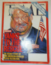 Time Magazine American Advisors Helped Yeltsin Win July 1996 WITH ML 021815r