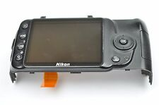 Nikon D3000 Rear Back Cover With LCD and SD Card Door  Replacement Repair Part