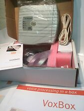 Oak  Vox  Box  Amazing Voice Processing 4 line 10 hour version    ad4d4