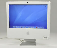 "Apple 17"" iMac MA406LL/A Core Duo 1.83GHz 1gb RAM 80GB  DVD+CD-RW 17"" w/Warranty"