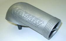 Extreme Velocity, O-Ringed, unpolished Aluminum, 4150 Carb Carburetor Hat