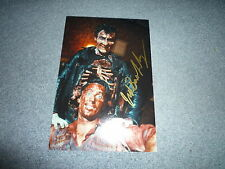 JED BROPHY signed Autogramm In Person 20x30 cm BRAINDEAD