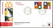 Netherlands 1994 Christmas FDC First Day Cover #C36098