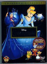 CENERENTOLA ED. SPECIALE DVD DISNEY SLIPCASE IN RILIEVO SIGILLATO!!!