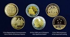 3 Pcs 2014 Philippine Coin Commemoratives -FREE SHIPPING WITHIN THE PHILIPPINES