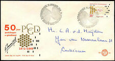 Netherlands 1968 Postal Cheque & Clearing Service FDC First Day Cover #C27322