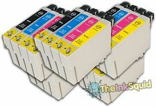 20 T0711-4/T0715 non-oem Cheetah Ink Cartridges fit Epson Stylus SX205 SX210