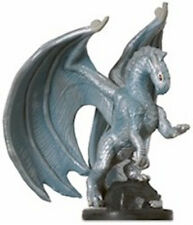 D&D Underdark - #10 Medium Silver Dragon -