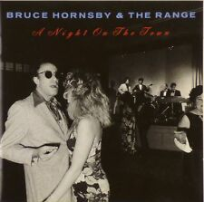 CD - Bruce Hornsby & The Range - A Night On The Town - #A3574