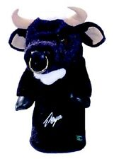 "New Winning Edge Sergio Garcia's ""Black Bull"" Animal Golf Driver Headcover"