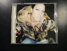 Jessica Folcker DINO 12-trk European Import CD Album SIGNED BY ARTIST ON FRONT !