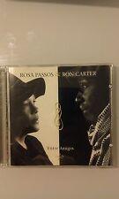 PASSOS ROSA & CARTER RON - ENTRE AMIGOS  - CD