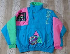 O'Neill Vintage Ski / Snowboard Jacket Pull-Over Graphic Size M Unisex