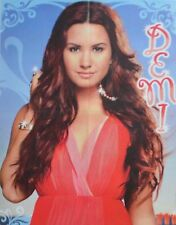 DEMI LOVATO - A2 Poster (XL - 40 x 52 cm) - Fan Sammlung Clippings Ausland USA