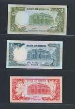 Afrique Ancien Mali Lot de 3 billets différents  en état NEUF   Lot N° 9