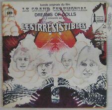 Le grand cérémonial 45 tours Arrabal Les Irrésistibles 1969