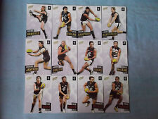 2013 SELECT  PRIME  AFL CARDS  CARLTON BLUES  BASIC TEAM SET