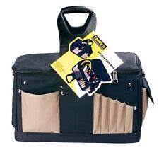 Profi Werkzeugtasche Handwerker Box tool bag Large 44x23x25cm  21 Fächer 360.014