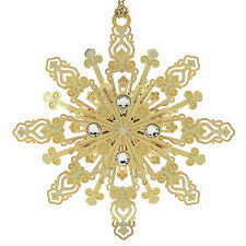 Baldwin Brass/Chemart Christmas Ornament - RADIANT SNOWFLAKE - #55950