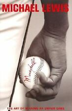 NEW Moneyball: The Art of Winning an Unfair Game by Michael Lewis Hardcover Book