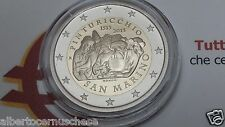 2 euro 2013 San Marino Fs BE PP proof saint marin Сан - Марино PINTURICCHIO