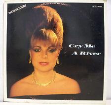 45T MAXI MARI WILSON Disque Vinyl CRY ME A RIVER - LONDON 290066 Frais Reduit