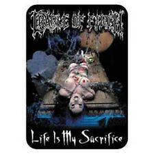 CRADLE OF FILTH - Life Is My Sacrifice - Aufkleber Sticker - Neu #180