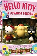 Hello Kitty: Stump Village - A Strange Penguin [DVD]  Brand new and sealed