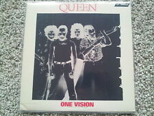 Queen - One vision US 12'' Vinyl PROMO