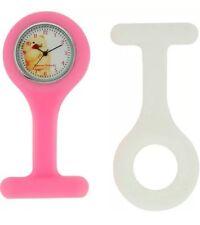 FOREVER FRIENDS silicone infermiera's Fob Watch Set Custodia rimovibile per la pulizia 74