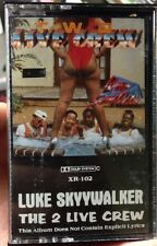 LUKE SKYWALKER (The 2 Live Crew) Move Somethin' RARE Self Release 1988 LS Record