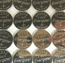 50 BULK ENERGIZER CR2032 CR 2032 ECR2032 3v Battery  EXPIRE 2026