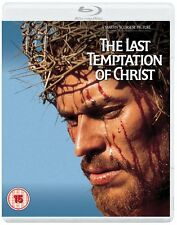 The Last Temptation Of Christ [Dual Format Edition - DVD & Blu ray] NEW & SEALED