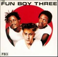 Fun Boy Three FB3 - US LP Album
