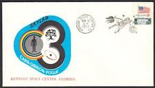 SKYLAB 4 LAUNCH Mission Logo Cachet 1973 Space Cover