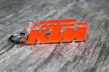 KTM Schlüsselanhänger Sport Motorcycle Racing Keychain Logo SX EXC SXF XCF Dirt