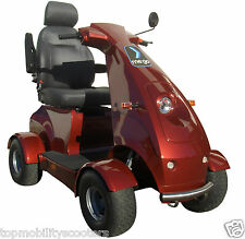 me:go Heavy Duty Personal Mobility Vehicle Fast Scooter Cart MEGO NEV New 105AH
