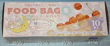 Sanrio Little Twin Stars Food Bag 1 Pack Of 10pcs Japan Limit