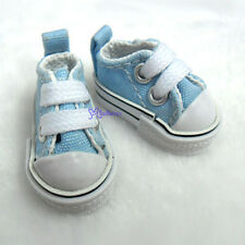 Hujoo Berry Yomi Wings Neo-Go Obitsu 1/6 Male Doll Shoes Denim Sneaker BLUE