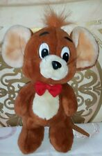 JERRY PELUCHE ORIGINALE - 30Cm. - Tom & E Plush Looney Tunes Acme Hanna Barbera