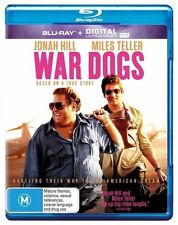 War Dogs NEW B Region Blu Ray
