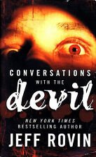 Jeff Rovin CONVERSATIONS WITH THE DEVIL First Printing