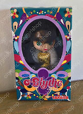 * WOW! ALL GOLD IN ONE PETITE BLYTHE * NRFB * FREE SHIP *