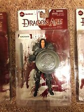 Dragon Age video game Loghain 5in Action Figure DC Direct Toys (damaged)