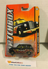 Austin FX London Taxi * Black * Matchbox * W55