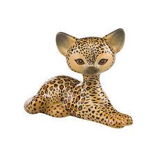 Goebel Leopard Kitty Relaxing Kittie de luxe Göbel Goebelkatze Katzen Katze NEU