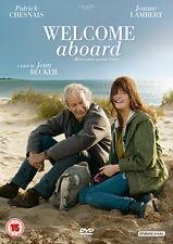 DVD:WELCOME ABOARD - NEW Region 2 UK