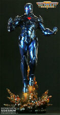 STEALTH IRON MAN~FULL STATUE~LE 1500~BOWEN DESIGNS~MIB